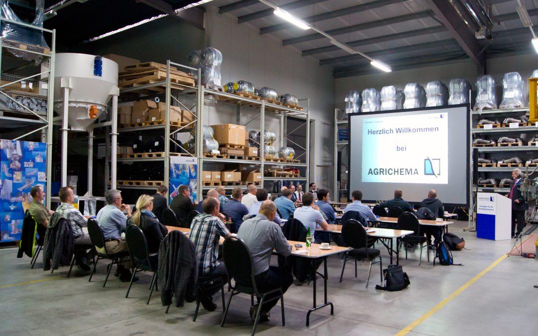 AGRICHEMA Info-Tag Schüttguttechnik